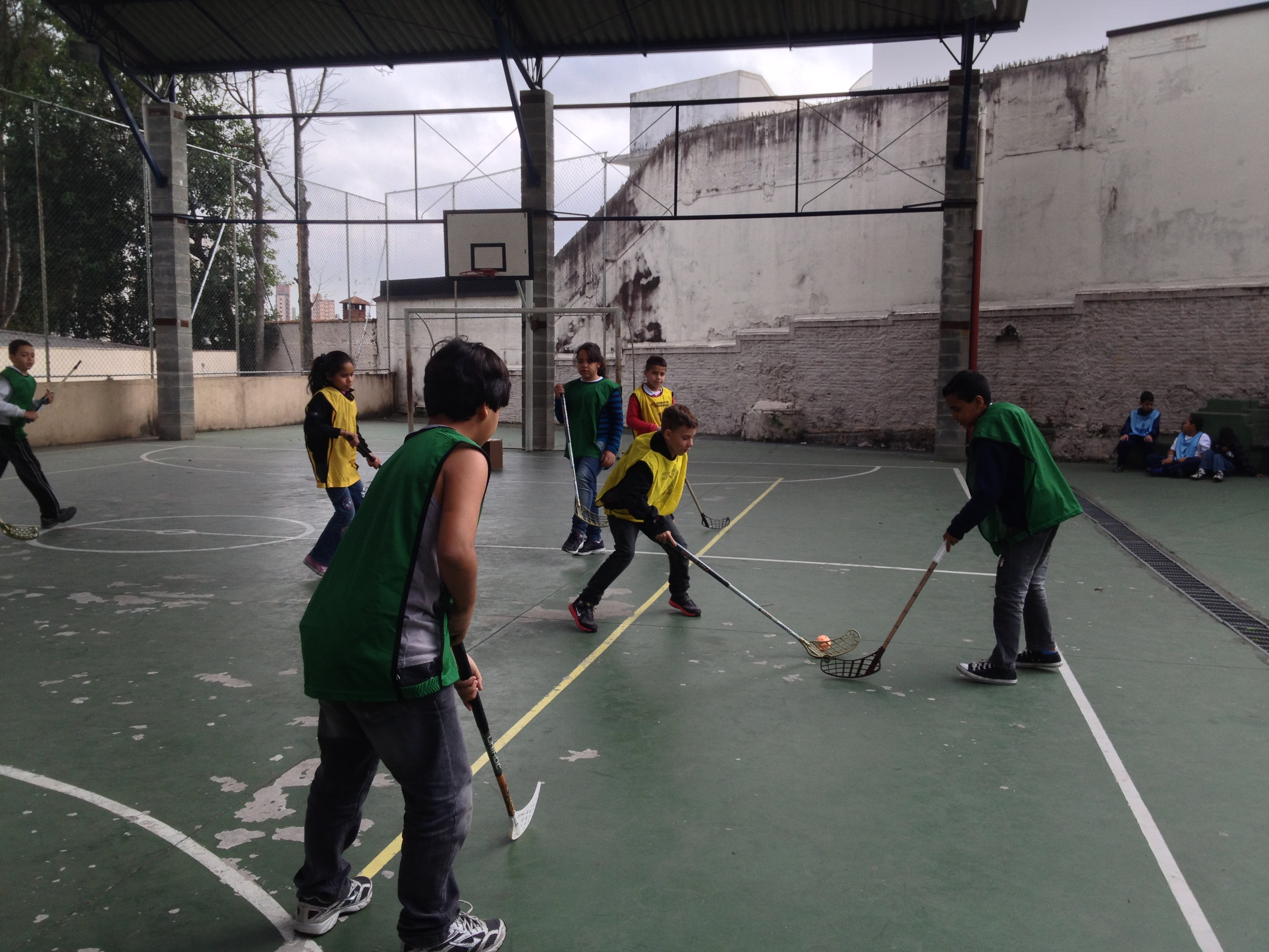 Floorball nas Escolas – Floorball Brasil – ABF 2533d1b6f43e0