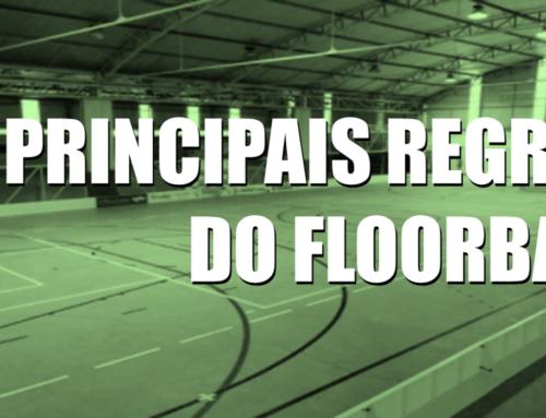Um guia para as principais regras do floorball