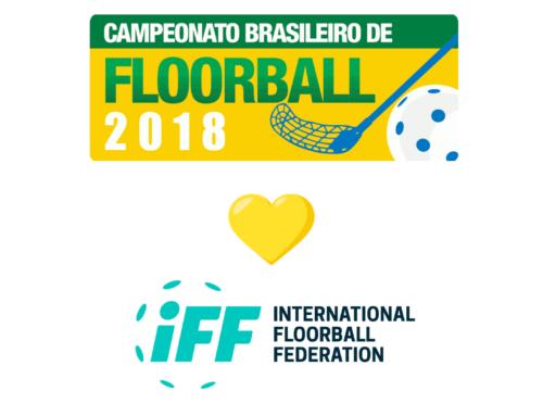 IFF apoia Campeonato 2018 de Floorball