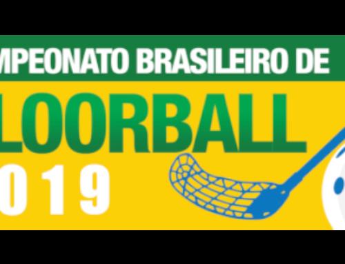 Primeiras informações do Campeonato Brasileiro de Floorball 2019