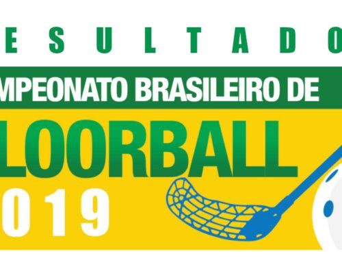 Planilha de resultados do Campeonato 2019