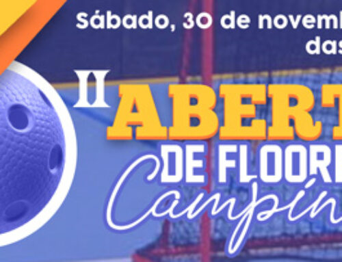 II Aberto de Floorball Campinas