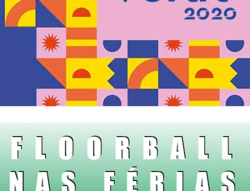 Floorball nas Férias no Sesc Verão 2020